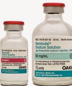 Sodium Pentobarbital